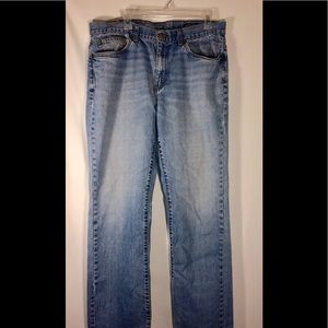 Chaps Straight Fit Jeans 36X34